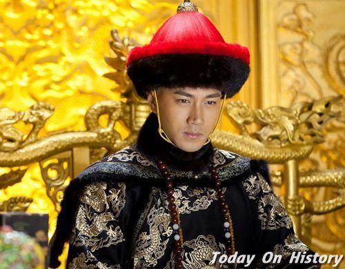 清朝公主竟被凌迟处死
