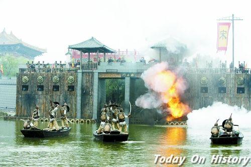 宋朝东京之战(东京保卫战)简介 东京之战的结局与影响