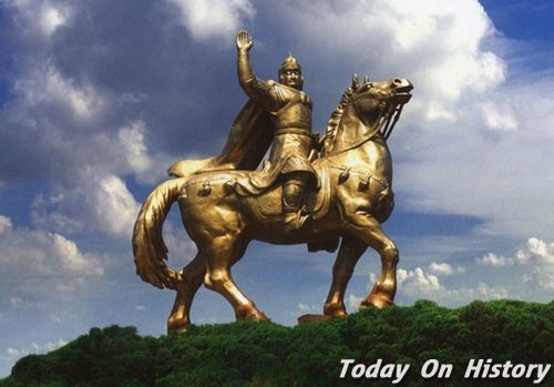 郑成功北伐的背景原因 清朝北伐双方伤亡