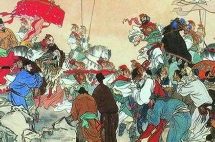 秦末农民起义