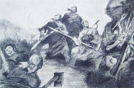 隋末农民起义