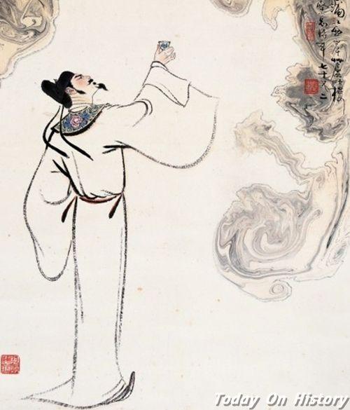 【唐朝·李白】斗酒诗百篇的浪漫诗仙
