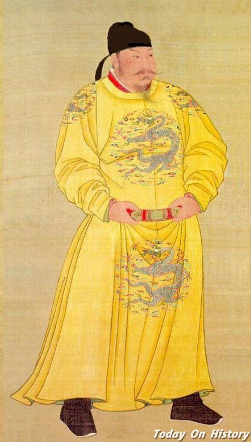 【唐朝·李世民】天策上将、千古名君