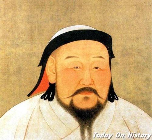 【元朝·成吉思汗】一代天骄成吉思汗统一蒙古之战
