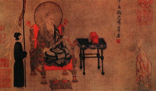 五代十国西蜀绘画成就 西蜀著名画家