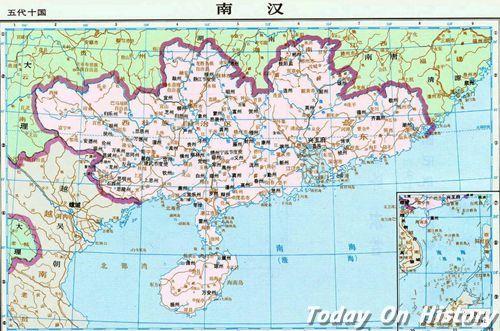 南汉为什么会灭亡 南汉是怎么亡国的?