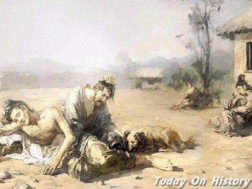 隋朝时期边疆的瘟疫病情状况