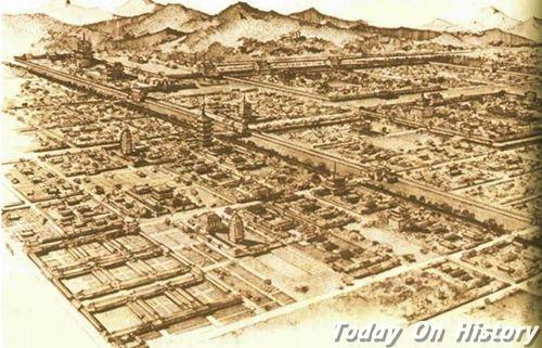 隋朝的都城在哪里 隋朝有陪都吗
