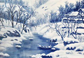 中国历史上的四次寒冷期
