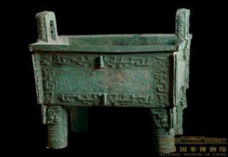 中国历史十大青铜器国宝