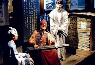 """中国历史上著名""""父子档"""""""