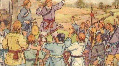 黄巾起义者的企图是什么?东汉黄巾起义谁得利最多?