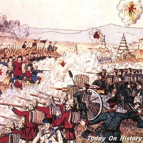 义和团运动是反帝爱国运动 与帝国联军之间的恩怨