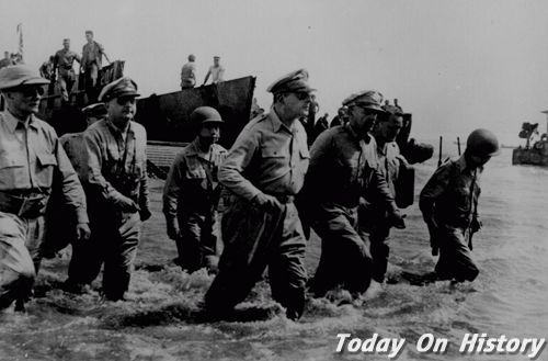 麦克阿瑟评价中印战争 麦克阿瑟评价援朝志愿军