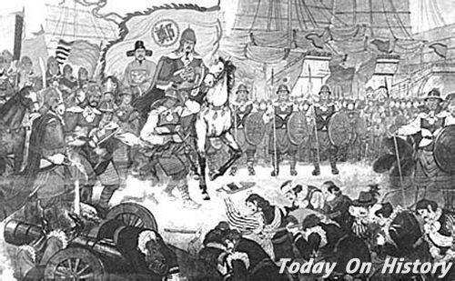 郑成功北伐的后续 郑成功北伐时的两个致命错误