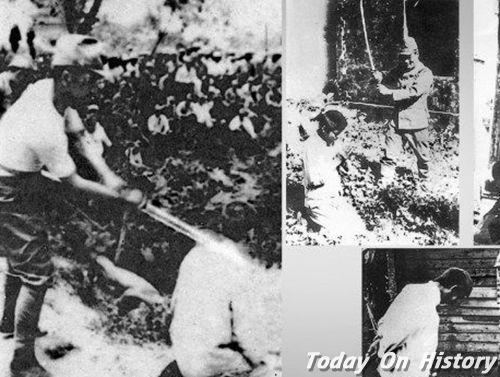南京大屠杀中的韩国军队 奸淫掳掠不输日军