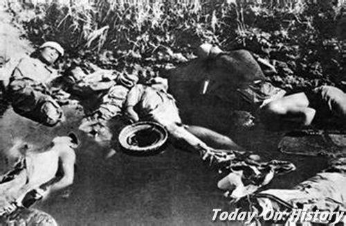 日军自述南京大屠杀杀人像杀猪