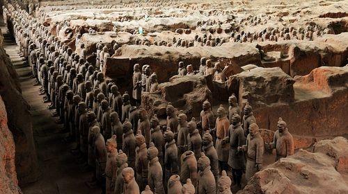 为什么不敢挖掘秦陵? 神秘的秦始皇陵地宫之谜