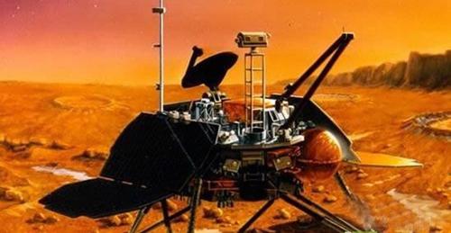 失踪的火星极地登陆器