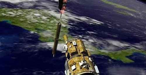 DART航天器坠毁