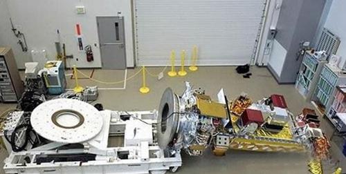 NOAA-19卫星检测失败损毁