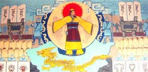 黄帝文化之源在哪里:吸收了诸多上古文化
