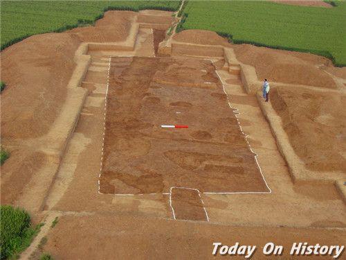 二里头遗址发现过程 二里头遗址发掘历史