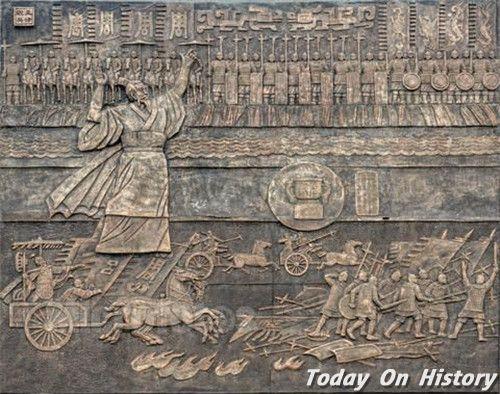 孟津观兵究竟去了多少诸侯 八百诸侯会孟津可信吗