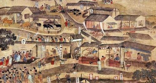 古人也为房子愁 房地产市场早已出现