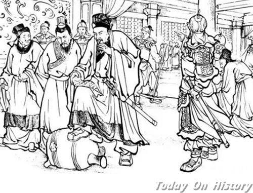 巫蛊之祸哪位皇帝 巫蛊之祸爆发的背景原因