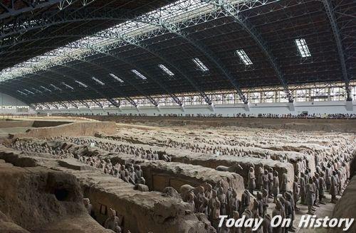 秦始皇陵藏有这么多秘密 迟迟不肯挖掘竟是因为如此