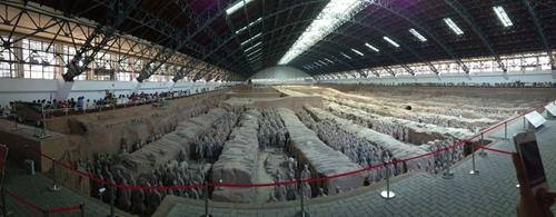 秦始皇为何建造兵马俑 兵马俑如何陶制而成的
