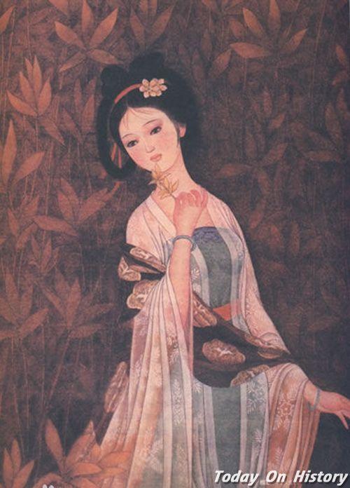 历史上第一个记入史册的名妓是谁 她最终成为管仲之妾