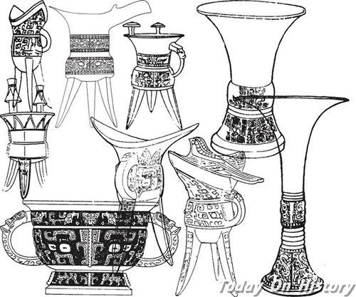 中国酒具文化的发展 盛酒器具竟如此复杂