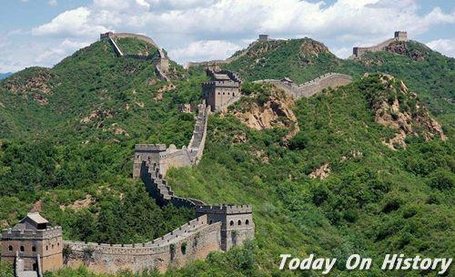 长城为何多年屹立不倒 秦始皇如何保证长城质量