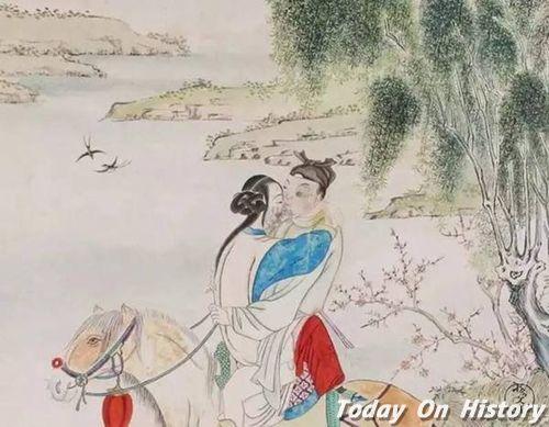 """为何将男女交换形容为""""巫山云雨"""" 源于楚怀王梦中艳遇"""