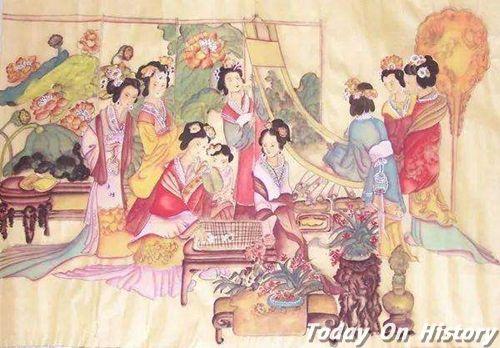 唐朝娼妓业的兴盛发展 妓女多能谈吐举子常游荡