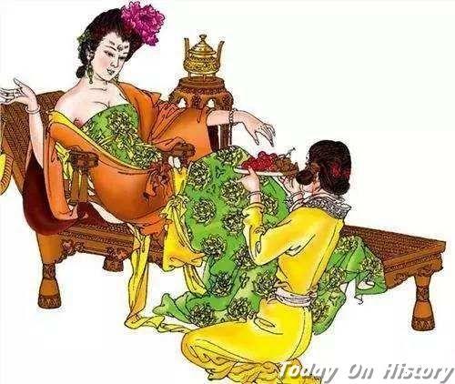 杨贵妃的养生真经 杨贵妃为什么爱吃荔枝