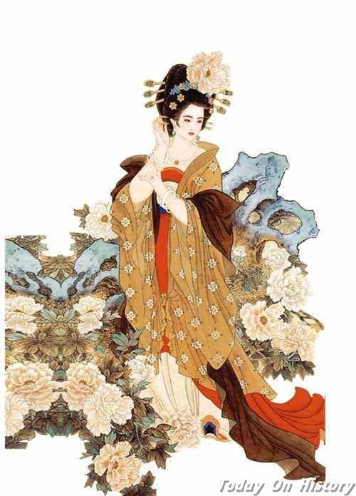杨贵妃享受着皇后的待遇 却为何不被封后