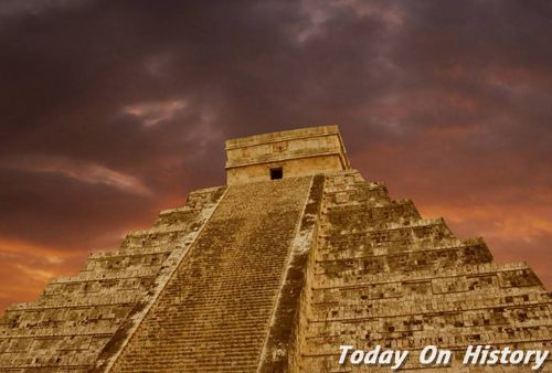 玛雅人的五大预言 玛雅人是怎么消失的