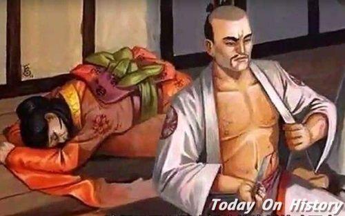 日本武士剖腹情怀是否受中国文化影响 中国武士悲壮的死法