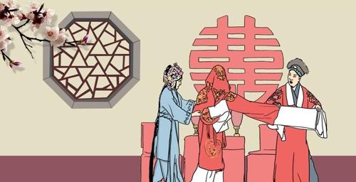 古人为何喜欢在春节期间结婚 四分之一人选择春节结婚