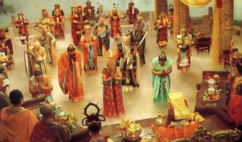 《西游记》中玉皇大帝统领的三届神仙都有哪些呢?