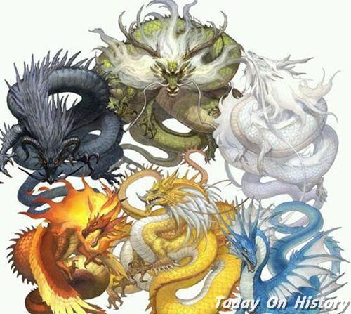 中国神话中的龙之家族 龙的种类到底有几种