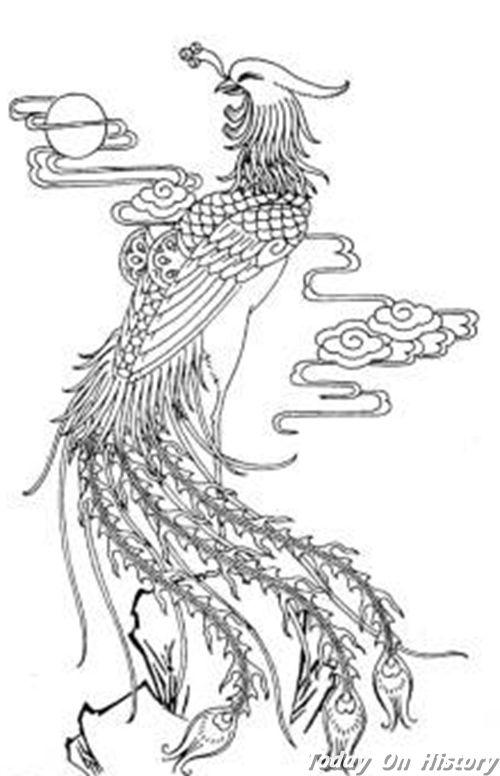 凤是雄鸟 为何被误解为女性代名词