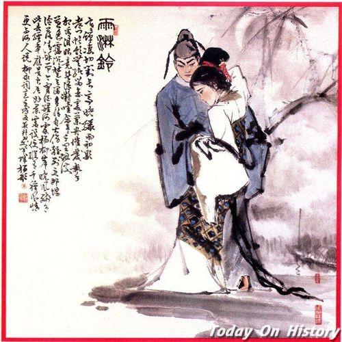 柳永和妓女们的情谊 字里行间冲忙对妓女们的感情
