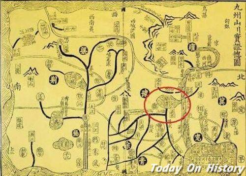 古代是如何制作地图的 地图的精确度高吗