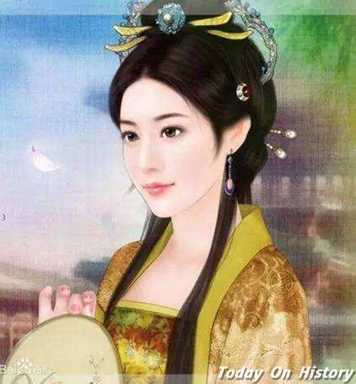 """""""徐娘半老,风韵犹存""""形容尚有姿色中年妇女 但历史上徐娘相貌平平"""