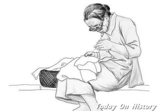 """""""慈母""""最开始并不是形容慈祥的母亲 而是养育别人孩子的人"""