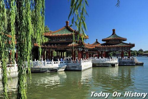 """北京带有""""海""""的地名 为何明明是""""湖""""却称为海"""